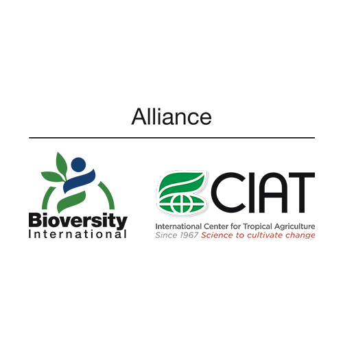 Alliance of Biodiversity International and CIAT